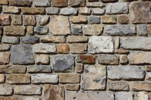 Stenen muur - Wonenetcetera.nl